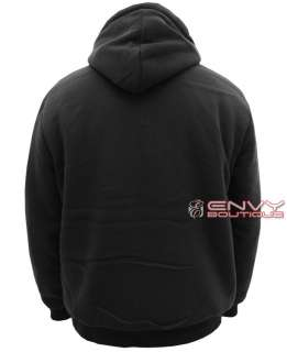NEW MENS ZIP FAUX FUR HOODIE HOODED PLAIN HOOD SWEATSHIRT JACKET SIZE