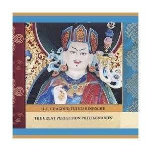 Great Perfection Preliminaries CD Set (Dharma Teachings