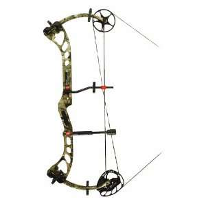 PSE 70 Pound Madness Bow: Sports & Outdoors