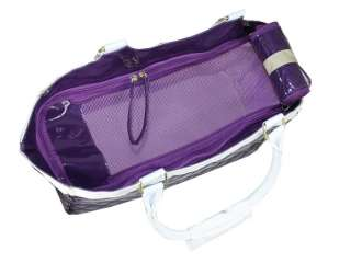 Petcare Pet Dog Cat Bag Carrier Tote Lady Handbag Purple/Pink/Black M
