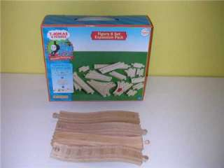 Thomas And Friends Wooden Railway   Figure 8 Set Expansion Pack