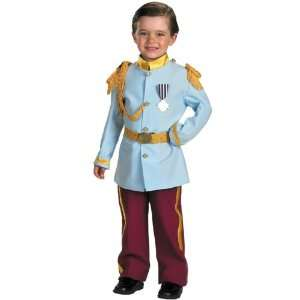 Party By Disguise Inc Disney Prince Charming Child Costume / Blue/Gold