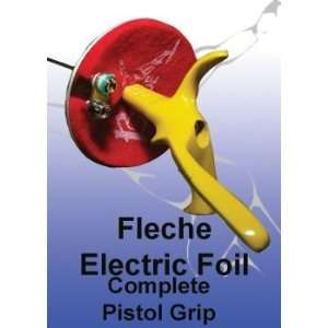 Fleche Electric Foil Complete Pistol Grip
