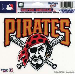 Pittsburgh Pirates   Logo Decal   Sticker MLB Pro Baseball