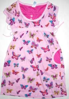 Lot/6 Girls Summer Sleep Dresses/Night Gowns Size 5/6*DISNEY*NICK