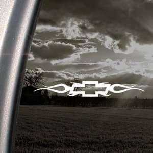 CHEVROLET TRIBAL CHEVY BOWTIE Decal WINDSHIELD Sticker