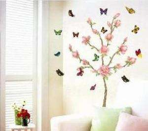 new peach tree DECOR Vinyl Wall Decal Sticker tc2123