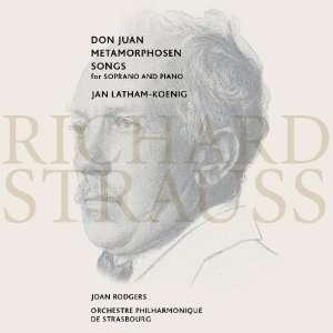 Richard Strauss Don Juan / Metamorphosen / Songs for