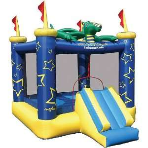 Kidwise Draco The Magic Dragon Inflatable Jumper Toys & Games
