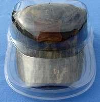 CAP HAT DISPLAY CASE HOLDER SOFT SHELL SUPER CLEAR HUNTING BASEBALL