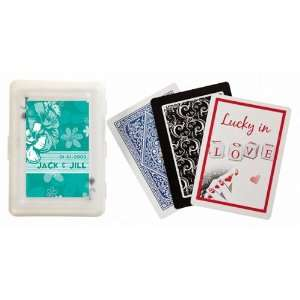Design Personalized Playing Card Favors   with Personali (Set of 30