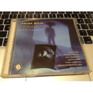 Senor De Sombras Songs of Javier Solis Various Artists Music