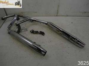 Harley Davidson Touring FLH EXHAUST MUFFLER SYSTEM