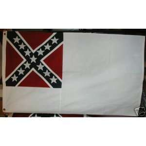 COTTON2nd National Confederate FlagCivil War