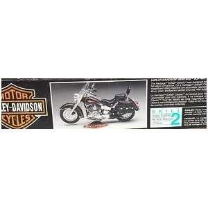 Revell Softail FLSTC Heritage Softail Classic Harley Davidson Model