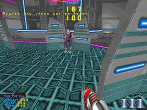 Laser Arena PC CD non violent laser tag shooter game
