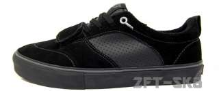 VANS DDSPAWN DD SPAWN BLACK/BLACK MENS SKATE SHOES