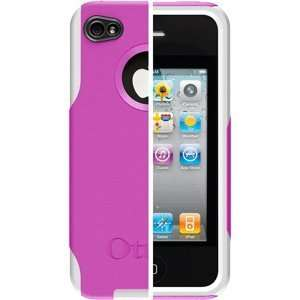 Verizon Hot Pink White Polycarbonate Outer  Players & Accessories