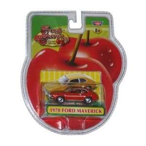 Fresh Cherries 1970 Ford Mavericik Diecast Scale 164