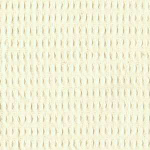 60 Wide Organic Cotton Waffle Pique Natural Fabric By