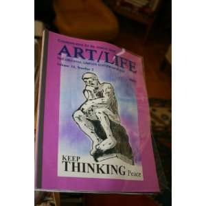 ART / LIFE Limited Edition Monthly Vol. 13 # 2 Books