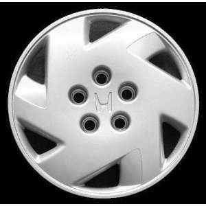 98 02 HONDA ACCORD SEDAN WHEEL COVER HUBCAP HUB CAP 15 INCH, 6 SPOKE