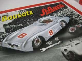 Schuco (Germany) Mercedes Benz Studio III Montagekasten Diecast 120