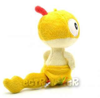 New Pokemon Generation BW SCRAGGY Soft Plush Doll Rare/PC1510