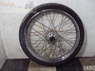 Harley Davidson Dyna Wide Glide FRONT WHEEL RIM 21x2.15