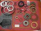 GM 4L60E TRANSMISSION MASTER REBUILD KIT 93 96 #74007EA