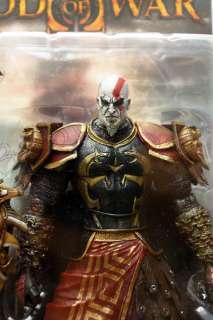 God of War II KRATOS in Ares Armor Figure NECA type A