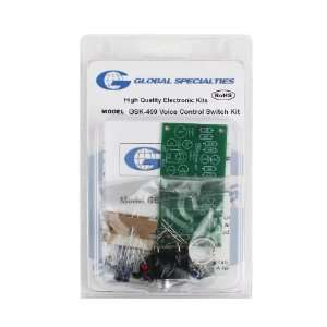 Global Specialties GSK 409 Audio Control Switch Kit