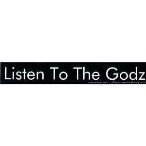 Listen to the Godz Automotive