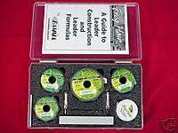Frog Hair Leader Making Kit Fly Fishing GREAT NEW