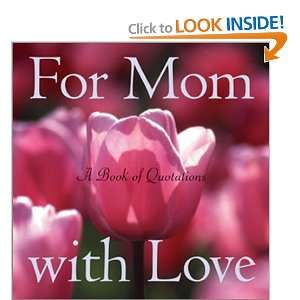 For Mom With Love (Quote A Page) Ariel Books 0050837201040