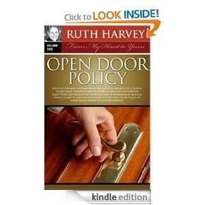 Open Door Policy: Ruth Harvey:  Kindle Store