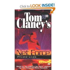 Private Lives (Tom Clancys Net Force; Young Adults, No. 9