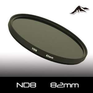Neutral Density 82mm ND8 ND 8 High Quality Filter