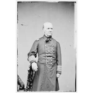 Shubrick,officer of the Federal Navy