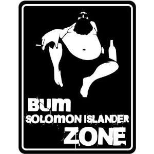 New  Bum Solomon Islander Zone  Solomon Islands Parking