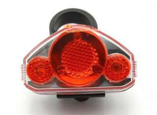 2012 Cycling 5 LED Bicycle Bike Rear Tail Lamp super Light