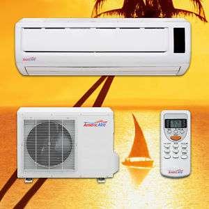 9000 Btu Air Conditioner Heat Pump ductless mini split