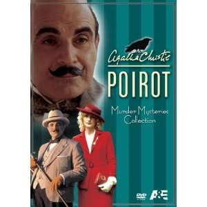 Poirot Murder Mysteries Collection DVD SET  Movies & TV