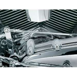 com Kuryakyn 8392 Cylinder Base Cover for Harley Davidson Automotive