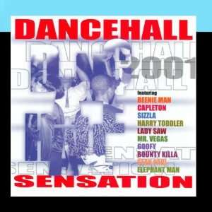 Dancehall Sensation 2001 Various Artists   Paradise MusicWerks Music
