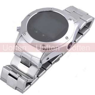 Cell Phone Mobile Camera Unlocked Watch GSM /4 FM