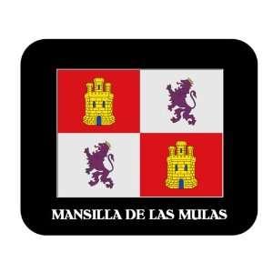 Castilla y Leon, Mansilla de las Mulas Mouse Pad: Everything Else