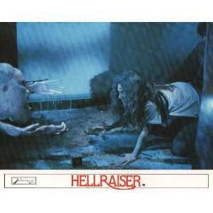 Hellraiser   Clive Barker   Movie Poster Lobby Card   8 x