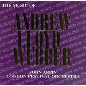 Music of Andrew Lloyd Webber: Lloyd Webber, Arpin, London