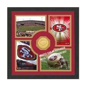 San Francisco 49ers Fan Memories Photo Mint Sports